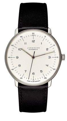 What time is it on a Bauhaus' watch?