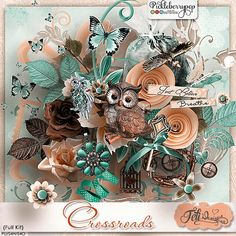 Crossroads Full Kit (PU/S4H) by Feli Designs