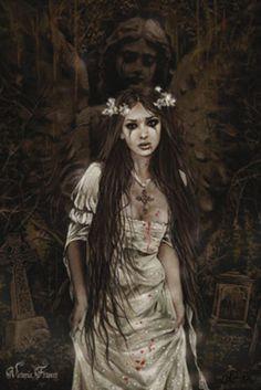 victoria frances art | Victoria Frances Art 2 photo vampyremoon's photos - Buzznet