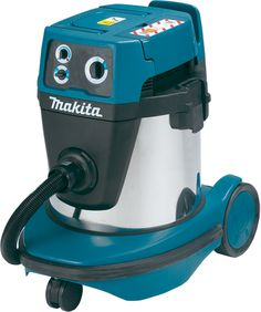 Makita Tools - dust extractor - wet and dry -Makita UK
