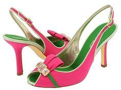 perfect Delta Zeta shoes