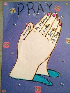 5 things to pray for.... craft Kids Sunday School Lessons, Sunday School Crafts For Kids, Sunday School Teacher, School Ideas, Prayer Crafts, Bible Story Crafts, Book Crafts, Jesus Crafts, Bible Stories