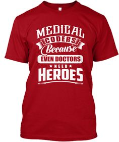 Limited Edition  Medical Coders