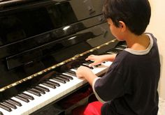 She helped you with your #music lessons. Sing something special for your #mother and make her feel special too.