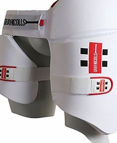 Gray-Nicolls GRAY NICOLLS All-In-One Cricket Thigh Pad , Youths - Right Club level body armour incorporating thigh, and inner thigh padding • Designed to allow maximum range of movement throughout any shot. • Lycra covering gives excellent st (Barcode EAN = 5039044256116) http://www.comparestoreprices.co.uk/december-2016-week-1/gray-nicolls-gray-nicolls-all-in-one-cricket-thigh-pad--youths--right.asp