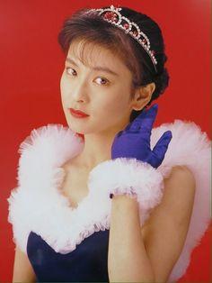 Moritaka Chisato (森高千里) 1969-, Japanese Actress, 江口洋介(夫)