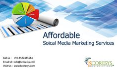 Best #SMO services company you also need to consider their prices. Search for a company that provides cheap but result oriented #internet #marketing services.