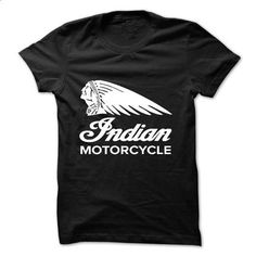 Indian motorcycle - teeshirt #black sweatshirt #long hoodie