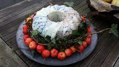 Vogelvoeder cake