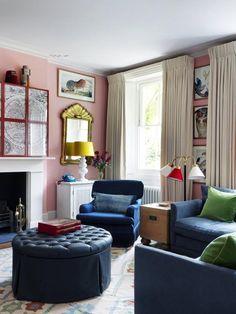 Cum amenajezi o cameră în stil eclectic