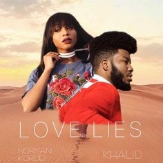 Normani Kordei ft Khalid, Love Lies. @myrandomfanarts1 on ig, @lanaloveslauren on twitter.  please repost