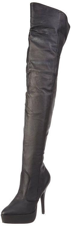 Pleaser Women's Indulge-3011 Boot -- Want to know more, visit the site now : Over the knee boots