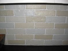4a0af5a39488f5657fc75f39ef828e39--brick-wallpaper-faux-brick Gray Colored Home Theater Design Ideas on small home theater ideas, gray home design ideas, gray headphones, gray home interiors,
