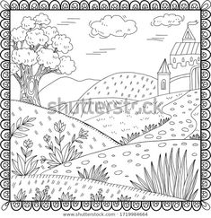 Russian Folk Vector Background Summer Illustration Stock Vector (Royalty Free) 1719984664 Russian Folk, Vector Background, Royalty Free Stock Photos, Texture, Illustration, Summer, Pictures, Image, Surface Finish