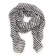 stripe scarf-sole society