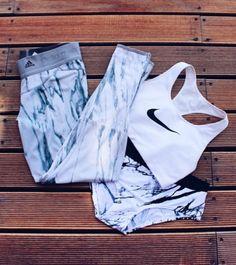adidas by stella mccartney + nike pro #fitspo