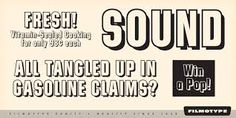 1950s fonts - Google Search