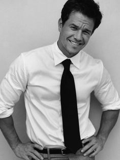 Mark Wahlberg - My FIRST crush EVER. From Marky Mark and the Funky Bunch til now, he'll have a special place in my heart!