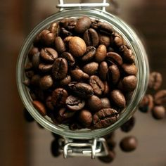 Fresh coffee. There can be no other way.