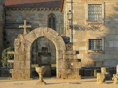 Paço dos Condes de Barcelos-Barcelos - PORTUGAL