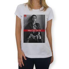 Camiseta Frida de @cerqueiraworld | Colab55