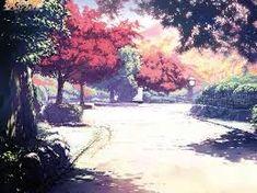 Resultado de imagen para paisajes anime