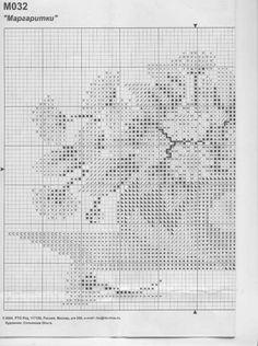 stokrotki 4/5 Cross Stitch, Punto De Cruz, Plants, Seed Stitch, Cross Stitches, Crossstitch, Punto Croce