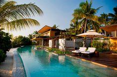 VILLA DE ENSUEÑO EN LAS ISLAS MALDIVAS.