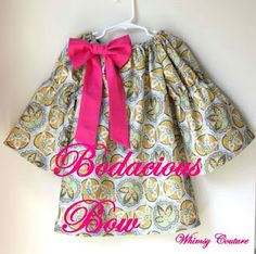 Whimsy Couture Sewing Blog: Free Tutorial - Bodacious Bow