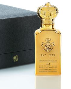 Clive Christian No. 1 Women's Perfume (the world's most expensive fragrance)
