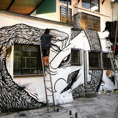 """Quetzalcoatl"" por Spencer Keeton Cunningham"