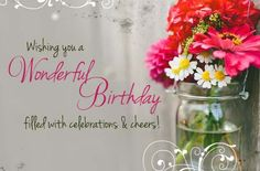 Fill your loved ones #birthday with celebrations & cheers using this #ecard. #HappyBirthday