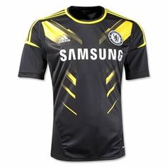 adidas Chelsea 12/13 Third Soccer Jersey by adidas. $89.50. Adidas Chelsea third jersey 2012/2013. Adidas Chelsea third jersey