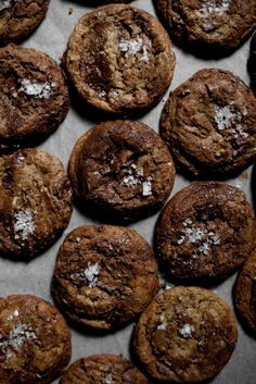 Brown Butter and Hazelnut Chocolate Chunk Cookies