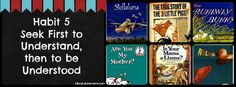 Leader in Me Library Book List - library learners