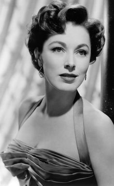 ELEANOR PARKER * AFI Top Actress nominee, was an actress of great depth and versatility in film & TV over 5 decades from 1941. Nominated three times for the Best Actress Oscar. Remembered as Baroness in 'The Sound of Music' in 1965.