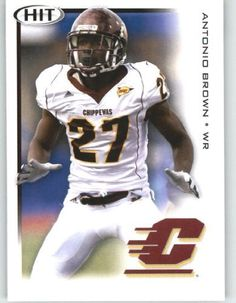 antonio brown jersey cmu