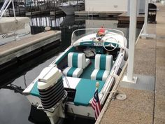 Reupholster Your Boat Seats In All New Vinyl From Sailrite Pontoon