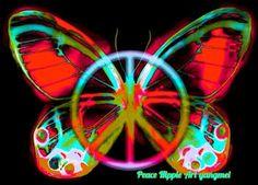 Peace! Butterfly