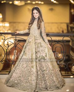 new Pakistani bridal dress in light colours In Pakistan mostly girls love to wear red lehnjas or dress. Today we are going to . Latest Bridal Dresses, Bridal Mehndi Dresses, Pakistani Wedding Outfits, Bridal Dress Design, Pakistani Bridal Dresses, Pakistani Wedding Dresses, Bridal Outfits, Bridal Lehenga, Mehendi Outfits