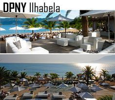 dpny ilhabela day club beach club luxo