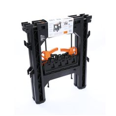 Shop WORX 32-in ABS Plastic Saw Horse at Lowes.com