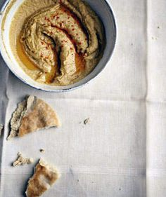 5-Minute Hummus | Get the recipe for 5-Minute Hummus.