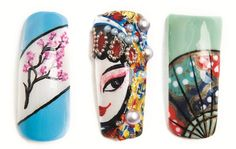 Trend Watch: Asian Influence - Style - NAILS Magazine