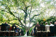 Villa Woodbine wedding in Coconut Grove / photo by soulechostudios.com