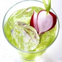 Tomatillo Bloody Mary Mix