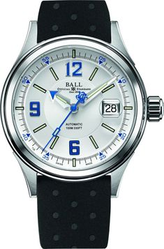 Ball Watch Fireman Racer