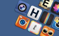 Applis photo sociales et clones d'Instagram - Orange le collectif