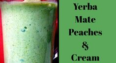 Drink our Yerba Mate smoothie for vitality, and join us in celebrating the fat burning benefits of this beautiful beverage, as well!