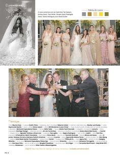Revista Inesquecível Casamento - Aline e David